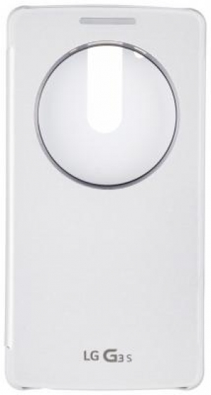 LG Quick Circle Case G3s White