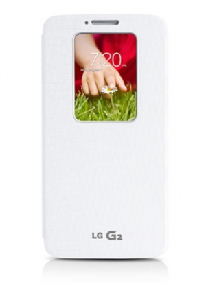 LG Quick Windows Case G2 White