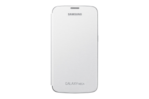 Samsung Galaxy Mega 6.3,Flip Cover,White