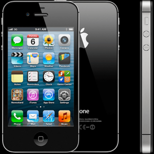 Apple iPhone 4s,Black,8GB