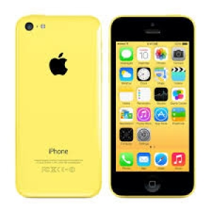 Apple iPhone 5c,Yellow,8GB