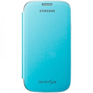 Samsung Galaxy S3,Flip cover, Light Blue