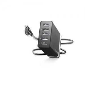 Зарядна станция 8W с 5 USB изхода