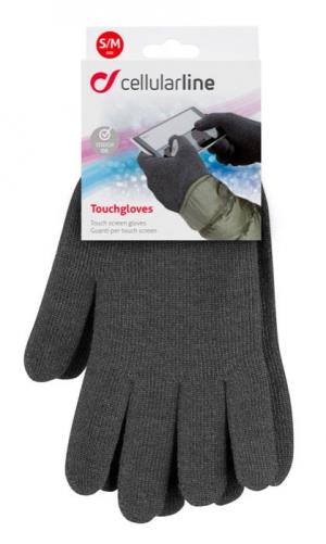 Ръкавици за капац дисплей черни S/M 2015