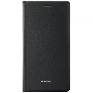 Huawei Flip Case за P8 Lite black
