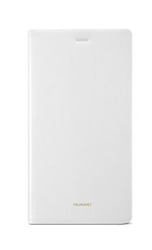 Huawei Flip Case за P8 white