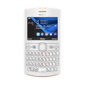 Nokia Asha 205 Orange
