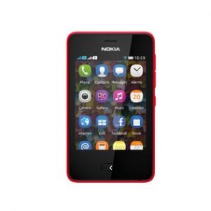 Nokia Asha 501 Dual SIM RED