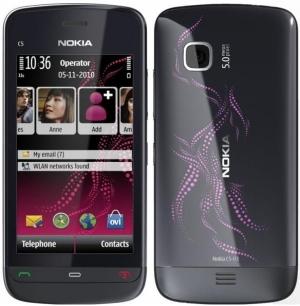 Nokia C5-03 ILLUVIAL