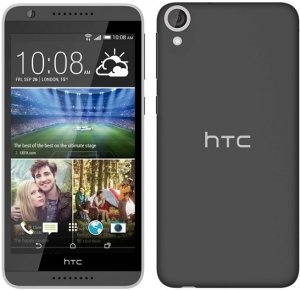 HTC Desire 620G Dual SIM Matte Grey, Light Grey trim