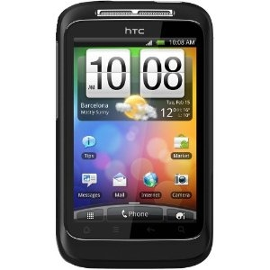 HTC A510e Wildfire S Black