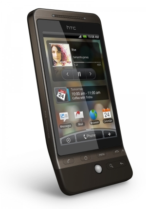 HTC A6262 Hero Black