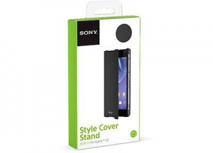Sony Style Cover SCR10 за Xperia Z2 green