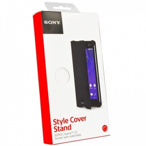 Sony Style Cover SCR15 for Xperia C3 white