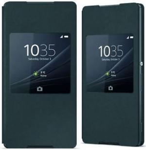 Sony Style Cover SCR30  Xperia Z3+ black
