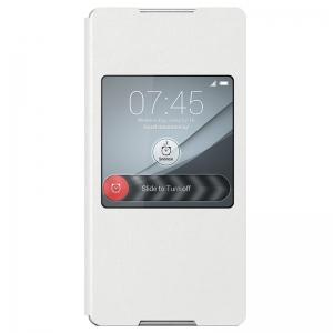 Sony Style Cover SCR30 Xperia Z3+ white