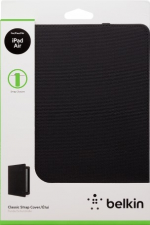 Belkin Classic Strap Cover iPad Air Black