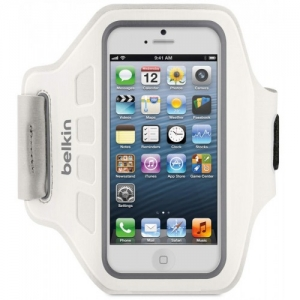 Belkin Easefit Armband Iphone 5/5S White