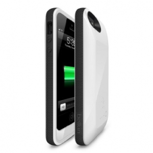Belkin GripPower iPhone 5/5S White