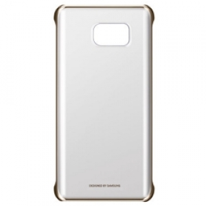 Samsung Galaxy Note 5,N920,Clear Cover,Gold