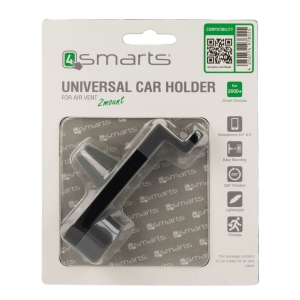 4smarts Car Vent Holder black