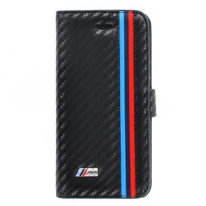 Etui book BMW BMFLHP5MC iPhone 5/5S black