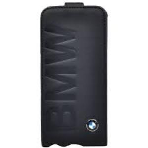 Etui flip BMW BMFLP5LOB iPhone 5/5S black