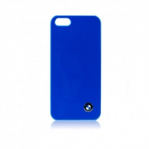 Faceplate Case BMW BMHCP5SL iPhone 5/5S blue