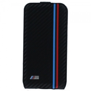 Flip Case BMW BMFLS5MC G900 S5 black