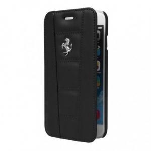 Book Case FERRARI за iPhone 5/5S black