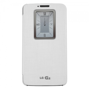LG Flip Case with Window LG G2 white