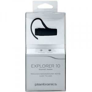 Plantronics BT Headset Explorer 10 black