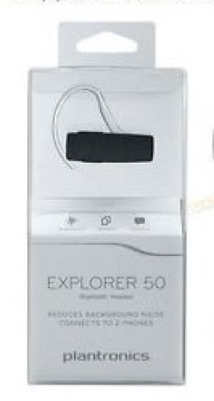 Plantronics BT Headset Explorer 50 black