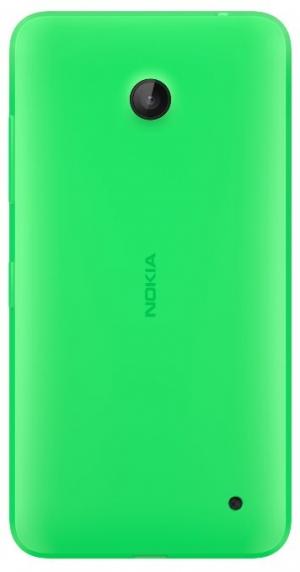 NOKIA CC-3079 Shell LUMIA 630/635 Green