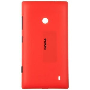 Nokia Faceplate CC-3068 for Lumia 520/525 red