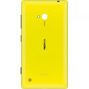 Wireless Charging Shell CC-3064 Lumia 720 yellow