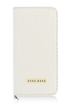 Hugo Boss Flip Case Gracious Apple iPhone 5/5S white
