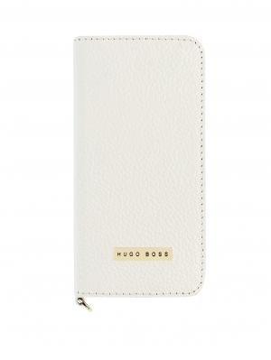 Hugo Boss Flip Case Gracious Sam Galaxy S4 white
