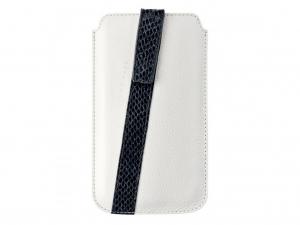 Hugo Boss Universal Case Mondaine Size M white