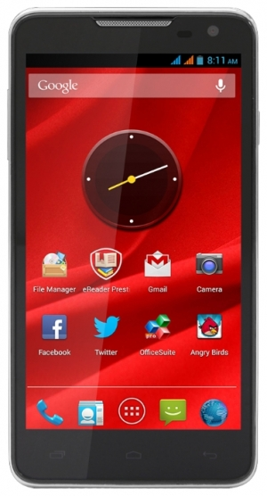 PRESTIGIO MultiPhone PAP5500 DUO black