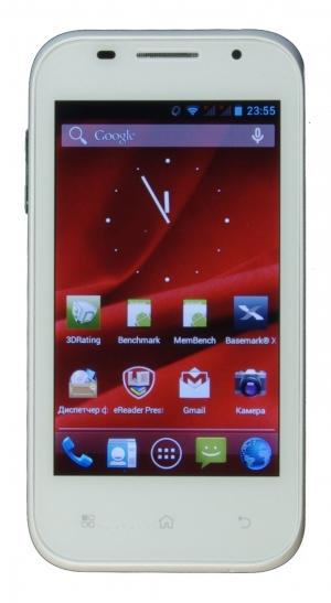PRESTIGIO MultiPhone PAP4044 DUO White