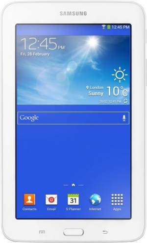 Samsung Tablet T110 Galaxy Tab3 Goya 8GB WiFi, 7.0 White
