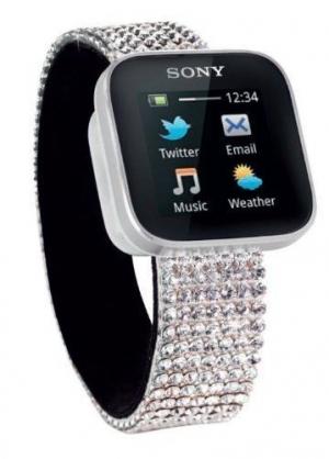 Sony Smart Watch Limited Edition with Swarovski Elements