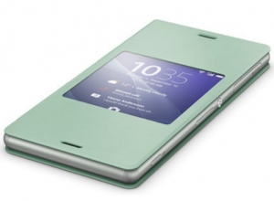 Sony Style Cover SCR24 for Xperia Z3 turquoise