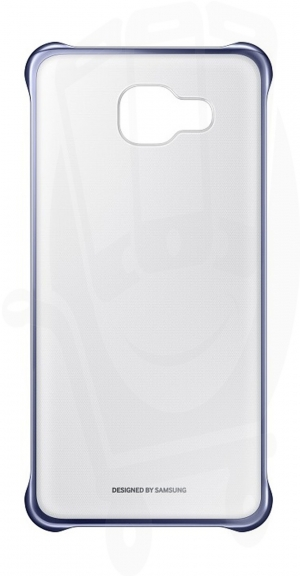 Samsung A310 ClearCover Black for A3(2016)