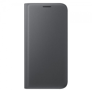 Samsung G930 FlipWallet Black за GalaxyS7