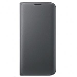 Samsung G935 FlipWallet Black за GalaxyS7+