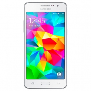 Samsung SM-G531F GALAXY Grand Prime LTE, White