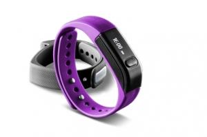 Easyfit smartwatch caller ID лилав