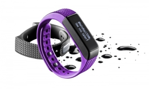 Easyfit touch smartwatch caller ID лилав
